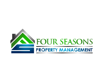 Logo design for Four Seasons Property Management