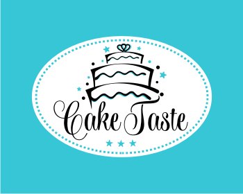 Logo design for CakeTaste oder Caketaste