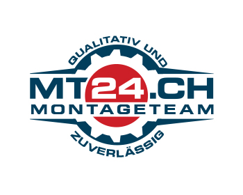 Logo design for mt24.ch