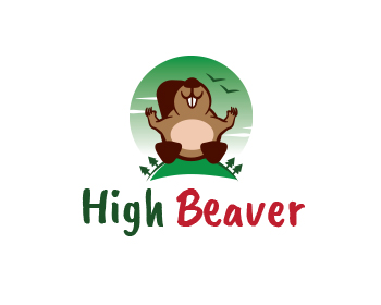 Logo design for High Beaver