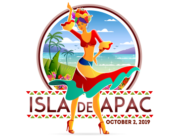 Logo design for Isla de APAC