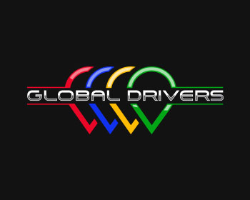 Logo design for Global Drivers