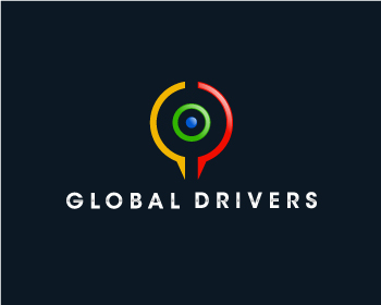 Global Drivers logo design