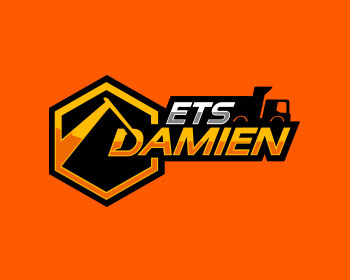 Logo design for ETS DAMIEN