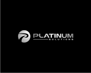 Logo design for Platinum Solutions