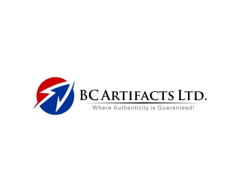BC Artifacts Ltd. logo design