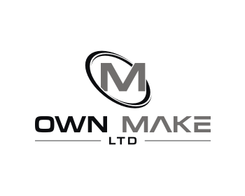 Own Make Ltd logo design