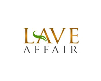 Lave Affair logo design