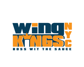 Logo design for Wing kings