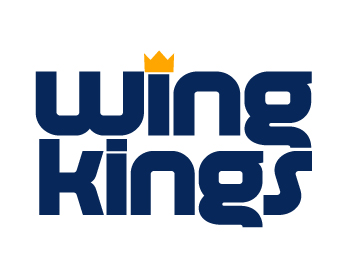 Wing kings logo design
