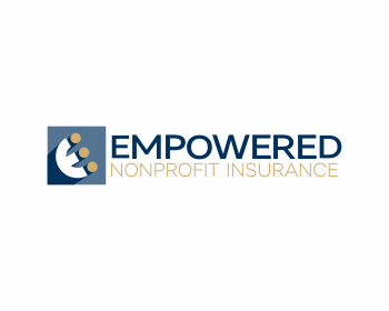 Empowered Nonprofit Insurance logo design