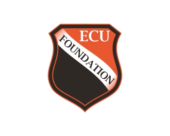 East Central University Foundation logo design