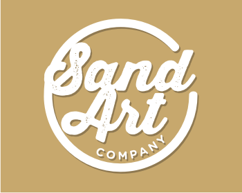 logo design for Sand Art Company