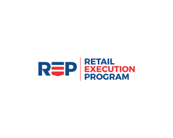 Retail logo design for Rite Aid REP Retail Execution Program