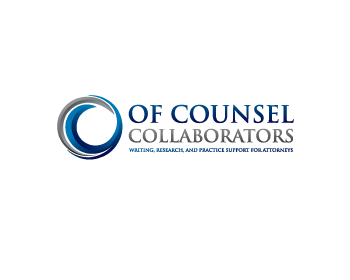 Of Counsel Collaborators logo design