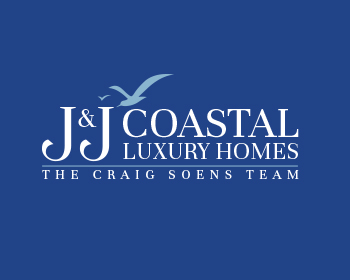 J & J of The Craig Soens Team logo design