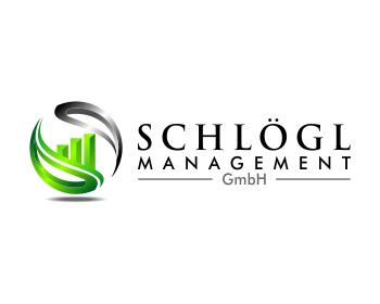 Schlögl Management GmbH logo design
