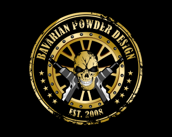 Bavarian Powder Design logo design