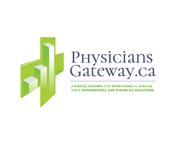 Logo design for PhysiciansGateway.ca