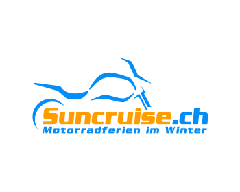 Logo design for Suncruise.ch