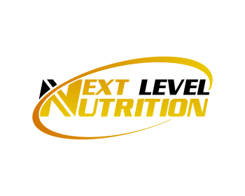 Next Level Nutrition logo design