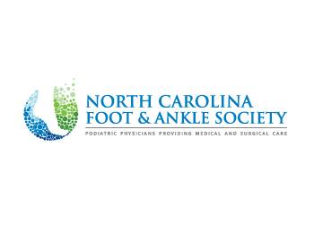 North Carolina Foot & Ankle Society logo design