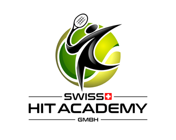 Swiss HIT Academy GmbH logo design