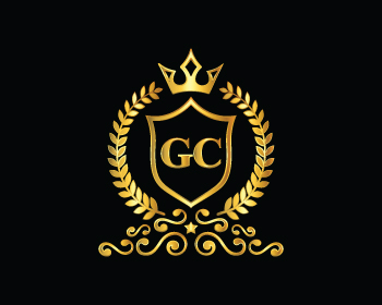 GC logo design