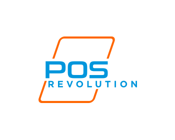 POS REVOLUTION logo design