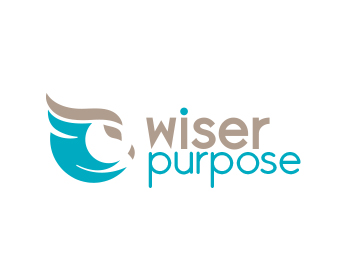 Logo design for Wiser Purpose