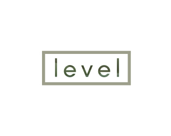 Level logo design
