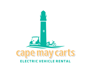 Logo design for Cape May Carts