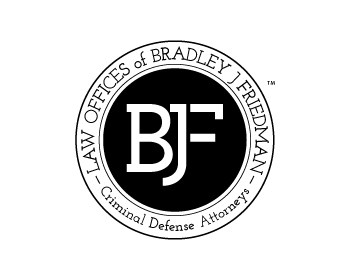Law Offices of Bradley J Friedman logo design
