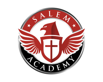 Education logo design for Salem Academy