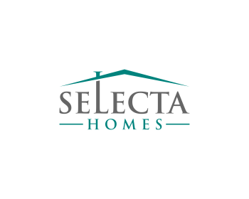 Real Estate logo design for Selecta Homes