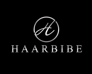 Logo design for Haarbibe