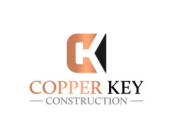Logo per Copper Key Construction