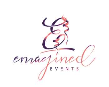Events logo design for Emagined Events