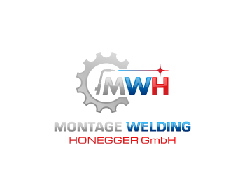 MW Honegger GmbH logo design