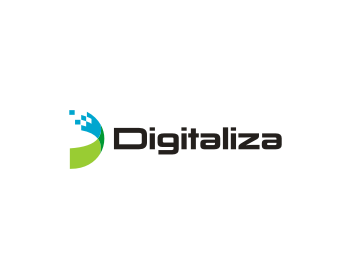 Digitaliza logo design