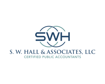 S. W. Hall & Associates, LLC logo design