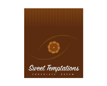 Sweet Temptations logo design