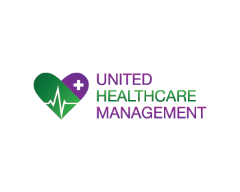 United Healthcare Management logo design