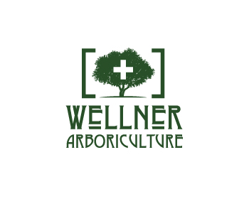 Logo design for Wellner Arboriculture