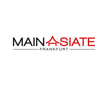 Logo design for Main Asiate