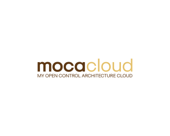 Logo per moca cloud