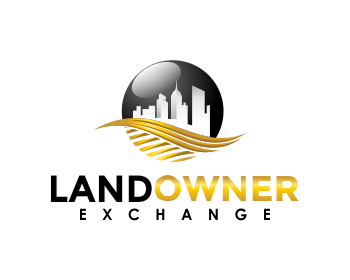 Landowner Exchange logo design