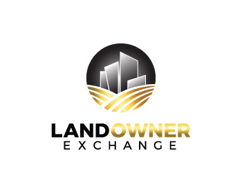 Logo design for Landowner Exchange