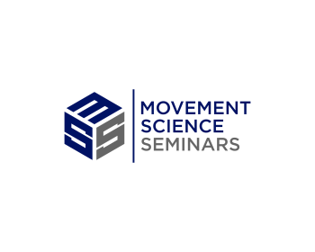Movement Science Seminars logo design