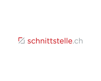 Technology logo design for schnittstelle.ch AG
